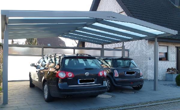 Referenz | Wallkötter GmbH | Carport | Steinfurt